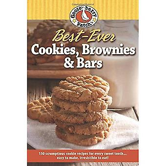 150 Best-Ever Cookie, Brownie & Bar Recipes (Everyday Cookbook Collection)