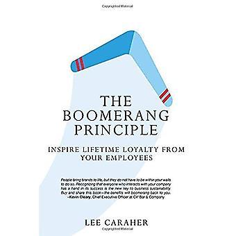 Le principe du Boomerang: Inspirer la loyauté de la durée de vie de vos employés