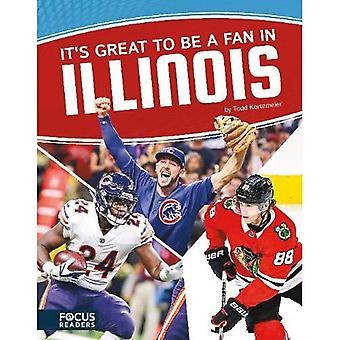 It's Great to Be a Fan in Illinois