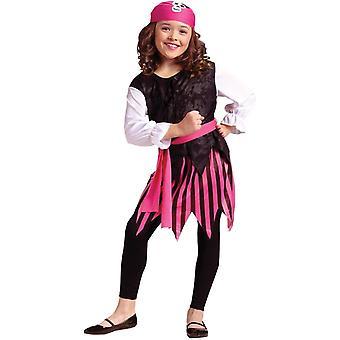 Fantasia de pirata do adolescente