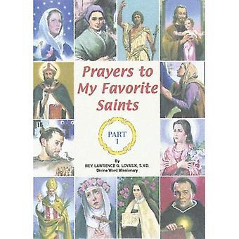 Böner till min favorit heliga (del 1) (St. Joseph bilderböcker)
