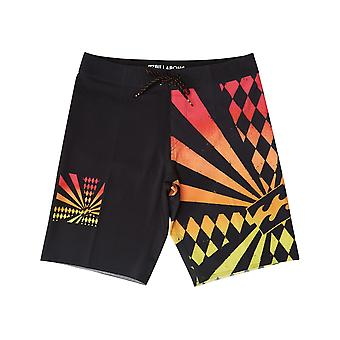 Billabong Rising Sun Mid Length Boardshorts