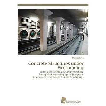 Concrete Structures under Fire Loading by Ring Thomas