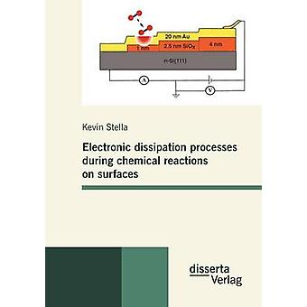 Electronic dissipation processes during chemical reactions on surfaces by Stella & Kevin