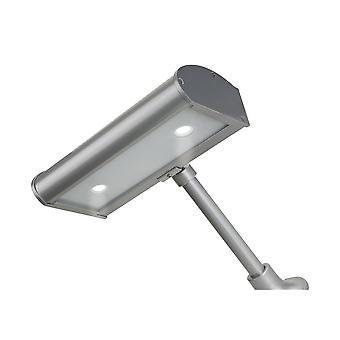 Firstlight - LED 2 Light Sign Light Silver IP44 - 6401SI