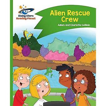 Reading Planet - Alien Rescue Crew - Green - Comet Street Kids - 97814