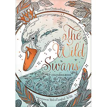 The Wild Swans Colouring Book by Helen Crawford-White - 9781782691235