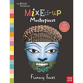 British Museum-blandade mästerverk-roliga ansikten-9781788000796 B
