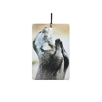 Betende Otter-Auto-Lufterfrischer