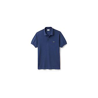 Lacoste Logo Classic Fit Blue Marle