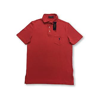 Ralph Lauren Polo polo in sunrise red