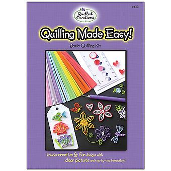 Quilling Kit Quilling Made Easy Q430