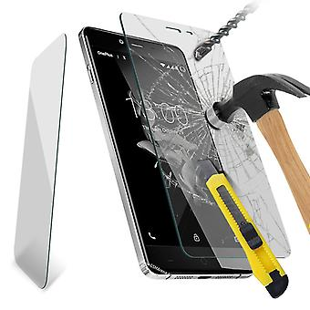 i-Tronixs OnePlus 3 Screen Protector 9H Super hardness Glass -Clear