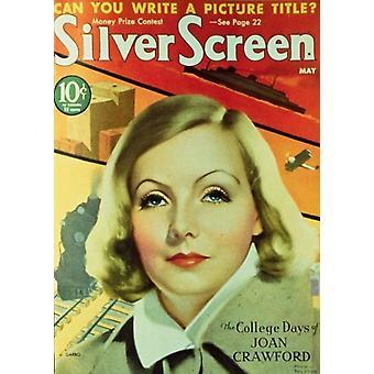 Greta Garbo filmaffisch (11 x 17)