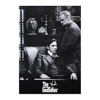 The Godfather Movie Poster (11 x 17)