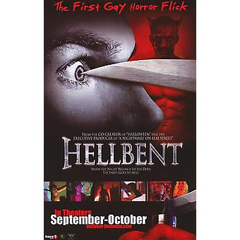 Hellbent film plakat (11 x 17)