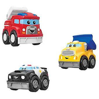Megabloks Cars In The City (Toys , Constructions , Vehicles)