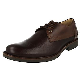 Mens Anatomic Formal Lace Up Shoes Pinhal