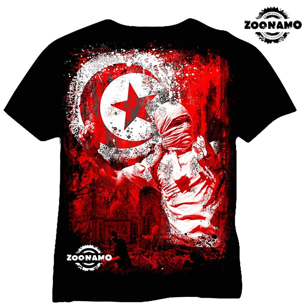 Zoonamo T-Shirt Tunisia of classic