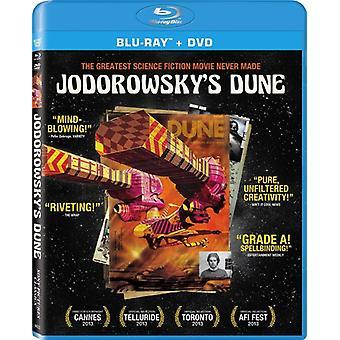 Jodorowsky's Dune [BLU-RAY] USA import