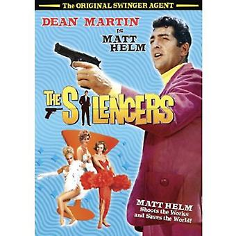 Silencers [DVD] USA import