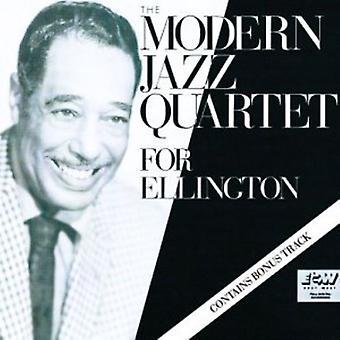 Moderne Jazz Quartet - M.J.Q. til Ellington [CD] USA import
