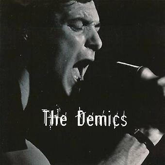 Demics - Demics [CD] USA importerer