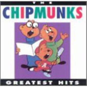 Chipmunks - Greatest Hits CD] USA importerer