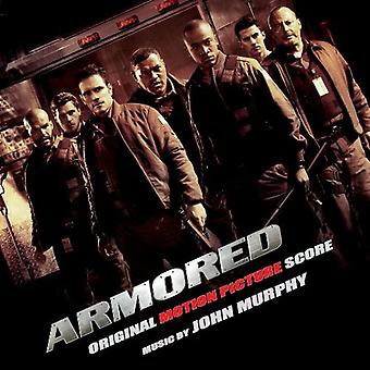 Various Artists - Armored [Original Motion Picture Score] [CD] USA import