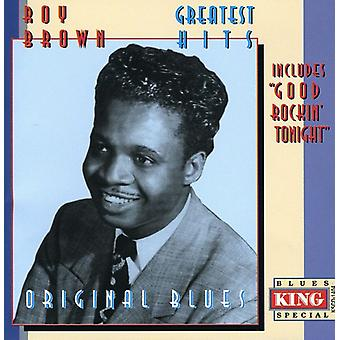 Roy Brown - Greatest Hits:King Maste [CD] USA import