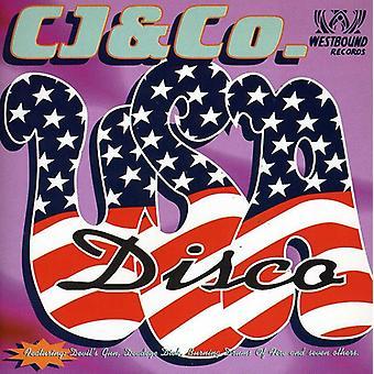 C.J. & Co - Usa Disco [CD] USA import