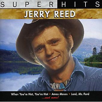 Jerry Reed - Super treff [DVD] USA import