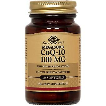 Solgar Megasorb Coq-10 100 Mg Softgels 60