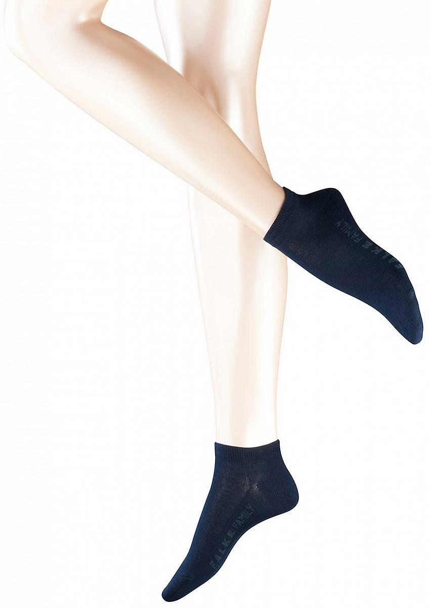 Falke Family Short Socks - Navy