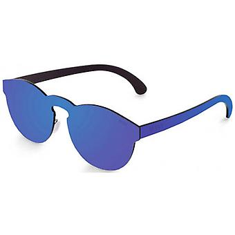 Ocean Long Beach Flat Lense Sunglasses - Dark Blue