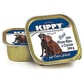 Kippy Fish with Rice and Carrots (Dogs , Dog Food , Wet Food)