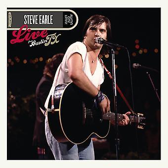 Steve Earle - Live fra Austin Tx [CD] USA import