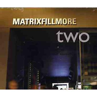 Matrix Fillmore - Vol. 2-Matrix Fillmore [CD] USA importerer