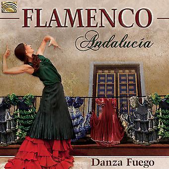 Danza Fuego - importación de los E.e.u.u. Danza Fuego [CD]