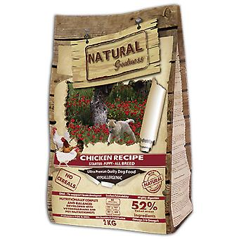 Natural Greatness Recipe Chicken (Puppy) (Dogs , Dog Food , Dry Food)