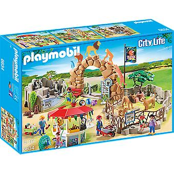 Playmobil 6634 Great Zoo (Toys , Dolls And Accesories , Miniature Toys , Stages)