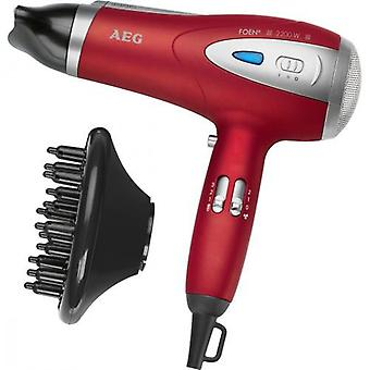 AEG Htd 5584 Red / metallic (Beauty , Hair care , Molded)