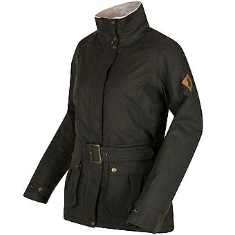 Regatta Great Outdoors Womens/Ladies Laurissa Breathable Insulated Waterproof Wool Effect Jacket