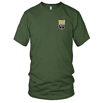 US Army - 106th Cavalry Group Embroidered Patch - Kids T Shirt