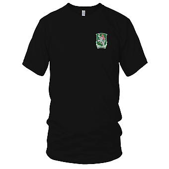 US Army - 42nd Tank Battalion Embroidered Patch - Ladies T Shirt