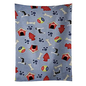 Dog House Collection Mantle Natural Great Dane Kitchen Towel