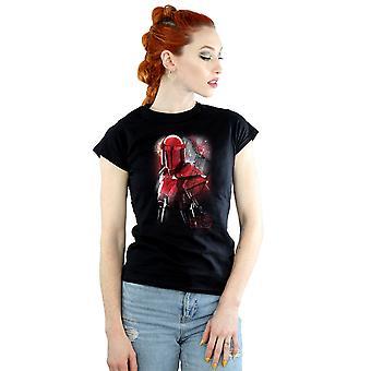 Star Wars Women's The Last Jedi Praetorian Guard Brushed T-Shirt