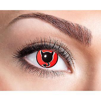 Devil eye Devil Satan contact lens