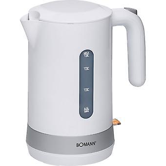 Bomann Kettle 1.8 liter WK 5012 white