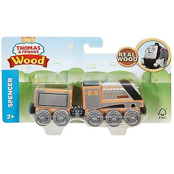 Thomas & Friends FHM42 Wood Spencer Engine Playset